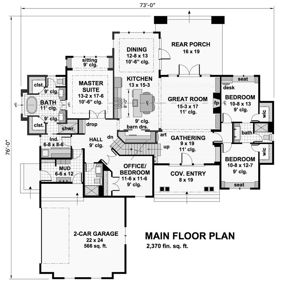 House plan 9718 green builder house plans for Builder house plans com