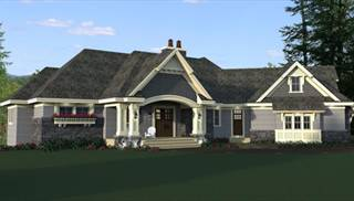 Large, One-Story House Plans by DFD House Plans