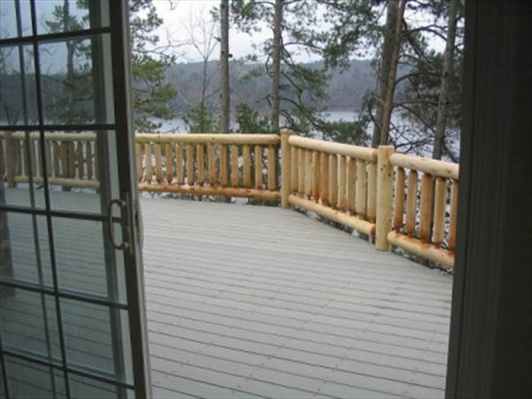 Deck by DFD House Plans