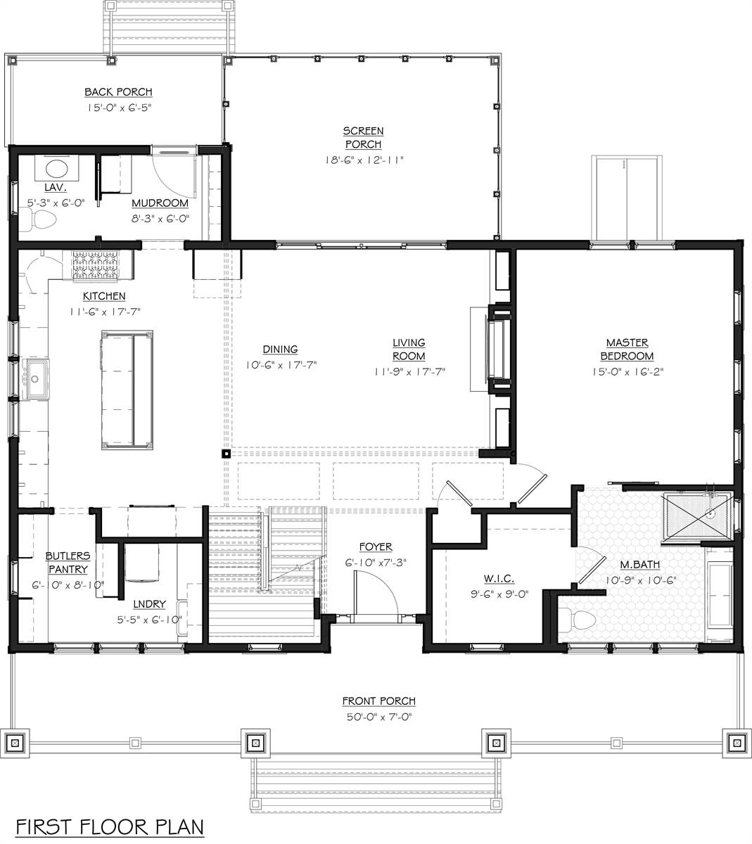 House Plan 7055 by Direct from the Designers