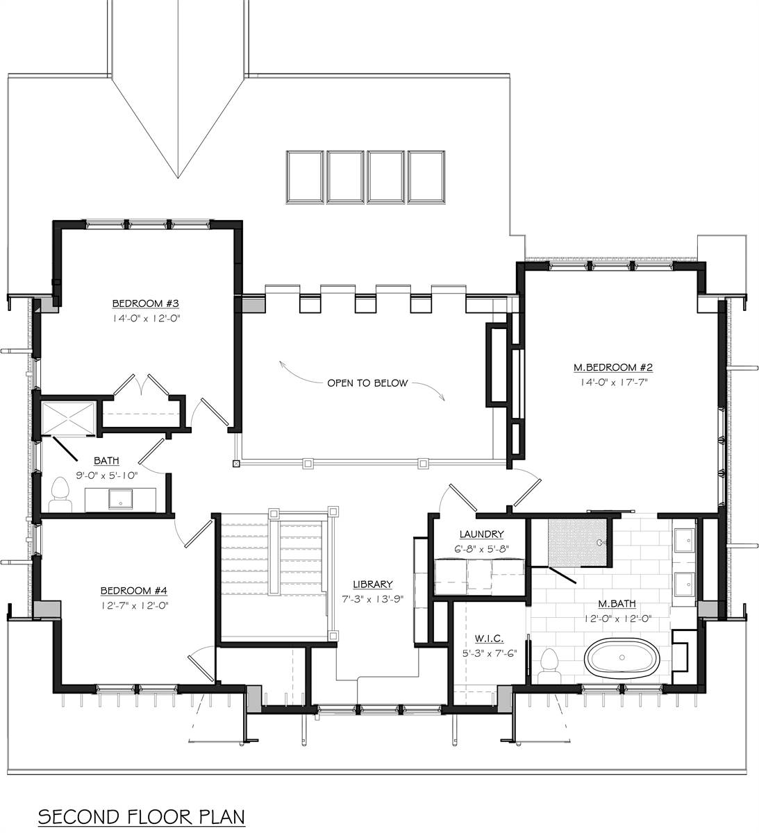 House Plan 7055 from Direct from the Designers