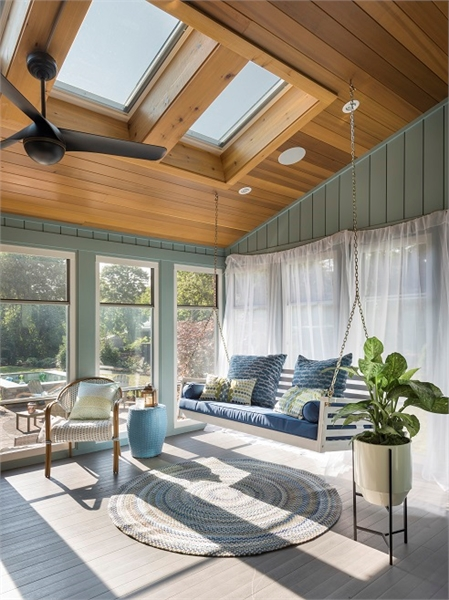 Summer Room by DFD House Plans