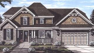 Sweetbriar by DFD House Plans