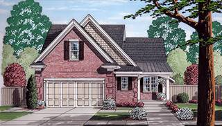 Clarkston II by DFD House Plans