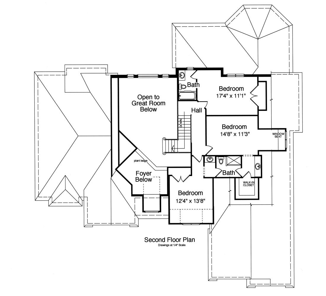 House Chatham House Plan Green Builder House Plans