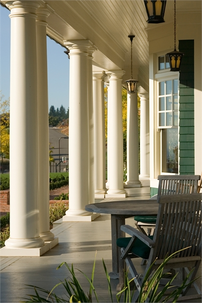 Colonnade by DFD House Plans