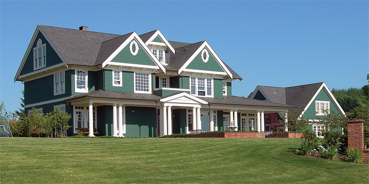 Side Photo by DFD House Plans