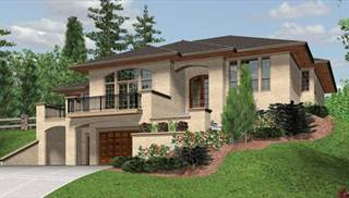 Drive Under House Blueprints by DFD House Plans