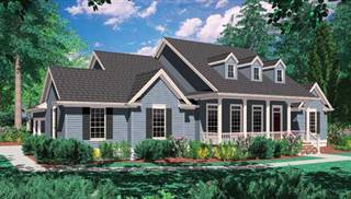 Cape Cod Home Plans by DFD House Plans