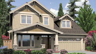 Energy Star House Plans by DFD House Plans