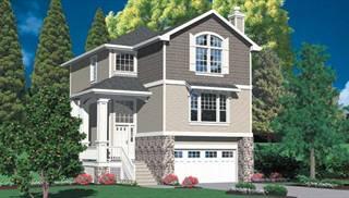 Drive Under House Plans, Garage Underneath   Garage Under House Plans