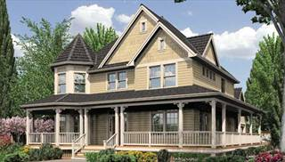 Victorian Home Plans by DFD House Plans