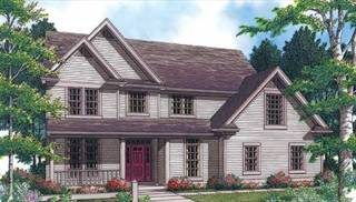 Colonial House Designs by DFD House Plans