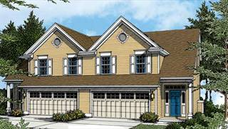 Duplex House Plans by DFD House Plans