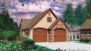 Garage Designs by DFD House Plans