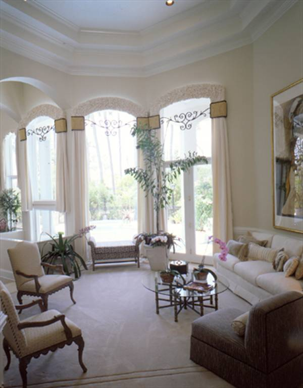 Living Room by DFD House Plans