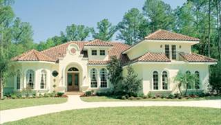 Mediterranean House Plans Home Designs Direct from the Designers