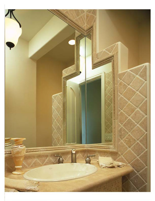 Guest Bathroom by DFD House Plans