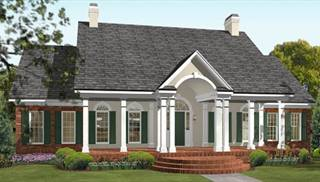 Colonial House Plans Online by DFD House Plans